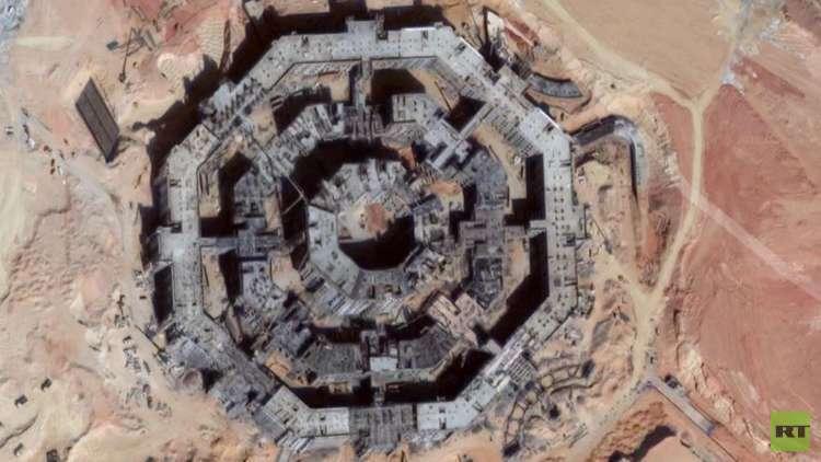 The Octagon :  مقر جديد لوزارة الدفاع المصرية  في العاصمة الإدارية الجديدة 5bf28c4ed43750da468b45f0