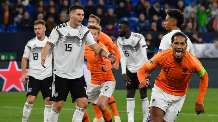 دوري الأمم.. هولندا تخطف تعادلا مثيرا من ألمانيا وتبلغ نصف النهائي