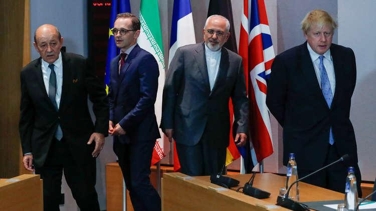 الاتحاد الأوروبي يؤيد فرض عقوبات ضد إيران
