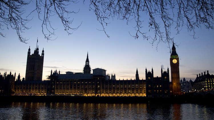 شاهد.. لوحة تذكارية عن صدام حسين في لندن!