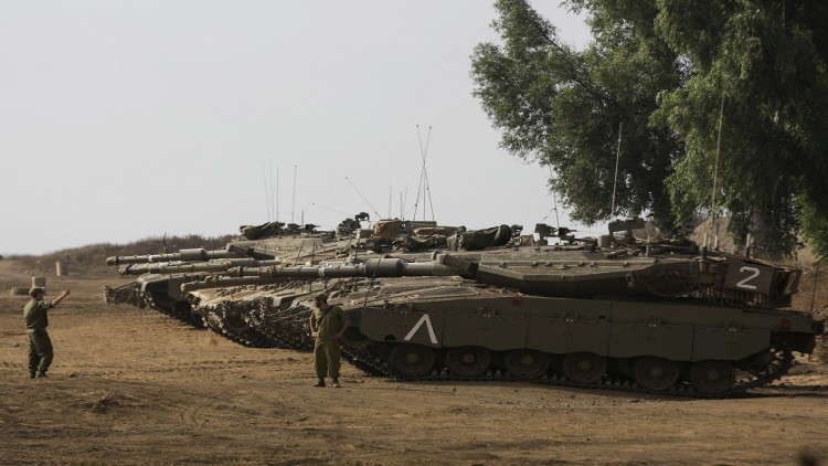 رئيس هيئة الأركان الإسرائيلية يطلق من الجولان المحتل تحذيرا لإيران