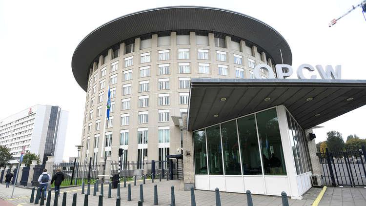 مندوب روسيا: يجب عدم تسييس عمل منظمة حظر الأسلحة الكيميائية