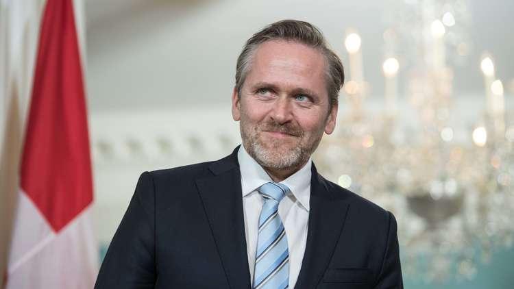الدنمارك تعيد سفيرها إلى إيران