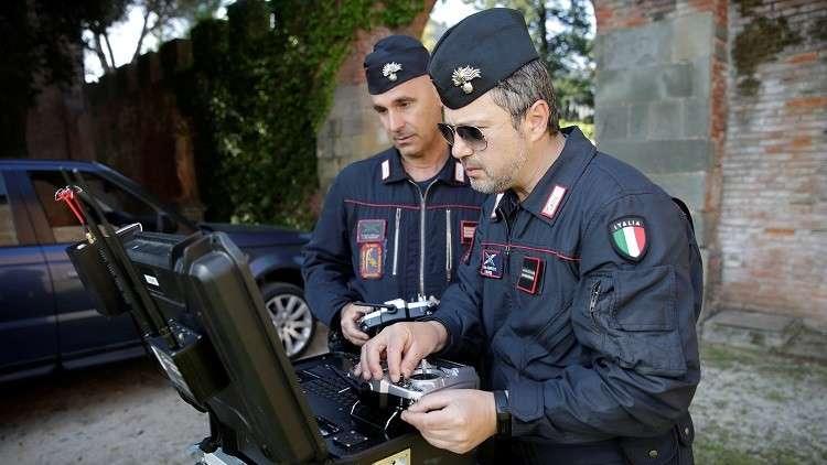 الشرطة الإيطالية تعتقل مصريا بتهمة الانتماء لتنظيم