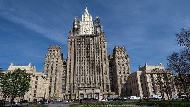 موسكو حول العقوبات الأمريكية الجديدة: على واشنطن التخلص من