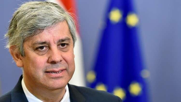 رئيس مجموعة اليورو ماريو سنتينو