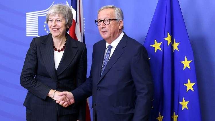 الاتحاد الأوروبي يعلن عن تقدم في المباحثات مع بريطانيا حول