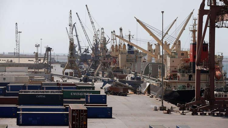 واشنطن  تقترح تسليم ميناء الحديدة إلى