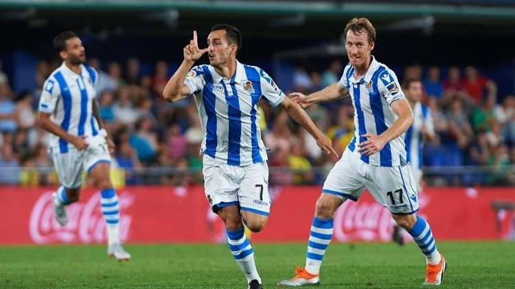 Real Sociedad defeats Vigo (Video)