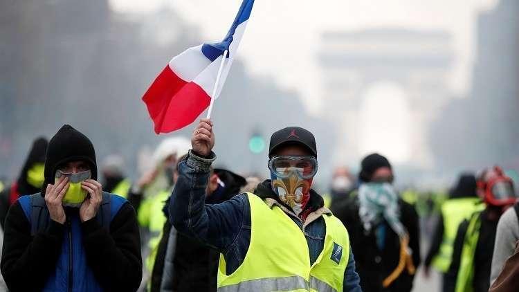 احتجاجات فرنسا: لعبة أمريكية أم أعمق من ذلك؟
