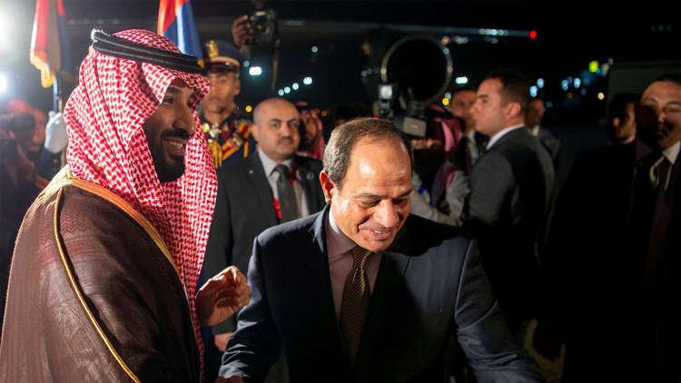 السيسي ومحمد بن سلمان يتمسكان بشروط مصالحة قطر ومواجهة تدخلات إيران