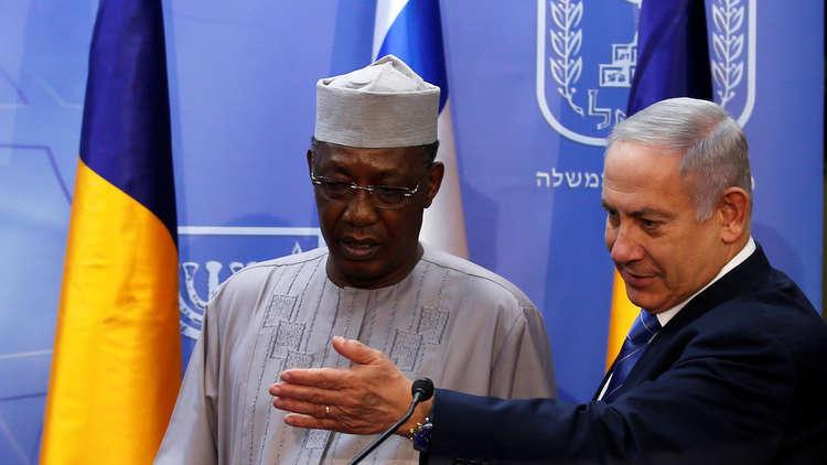 نتنياهو سيعلن  من نجامينا استئناف العلاقات مع تشاد