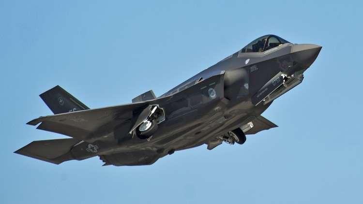 الحكومة اليابانية تدرس شراء 100 طائرة شبح أمريكية
