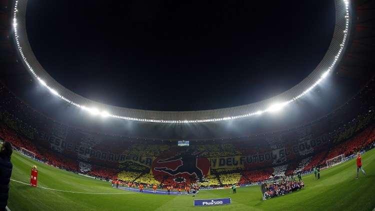 أتلتيكو مدريد إلى دور الـ 16 للتشامبيونز ليغ (فيديو)