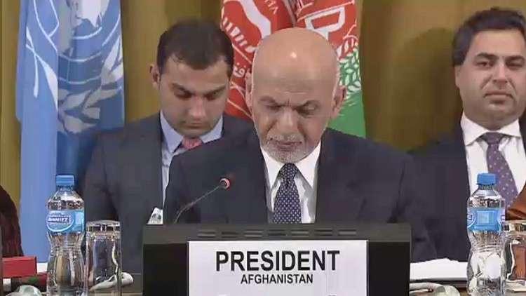 الرئيس الأفغاني: شكلنا فريقا للتفاوض مع طالبان