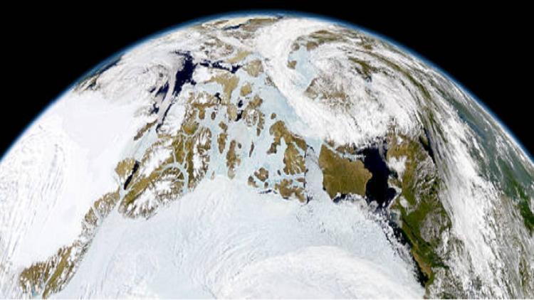 كشف الرسائل الخفية المتبادلة بين قطبي الأرض!