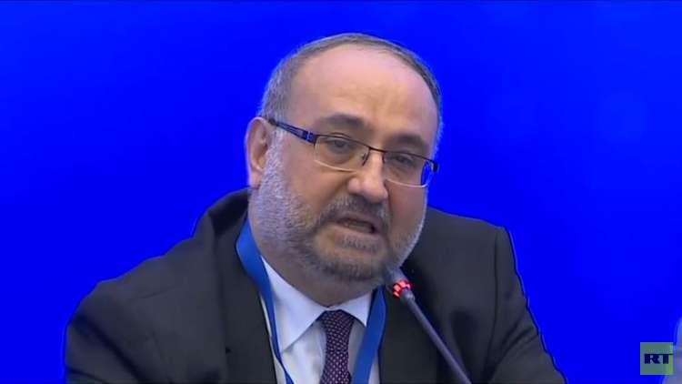 لافرينتيف: تشكيل اللجنة الدستورية السورية قريب من الانتهاء