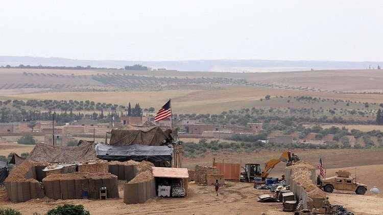الجيش التركي يستعد لمهاجمة مناطق تمركز الأمريكيين