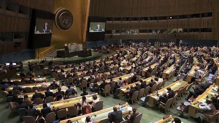 واشنطن تكسب دعم الأوروبيين بإدانة حماس في الجمعية العامة للأمم المتحدة