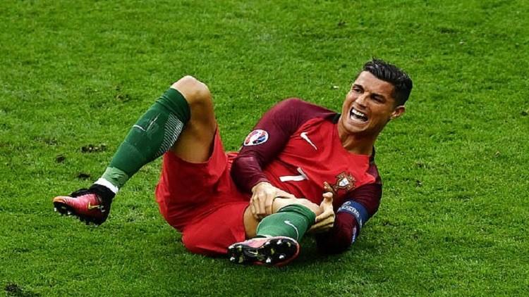 اصابات كرة القدم