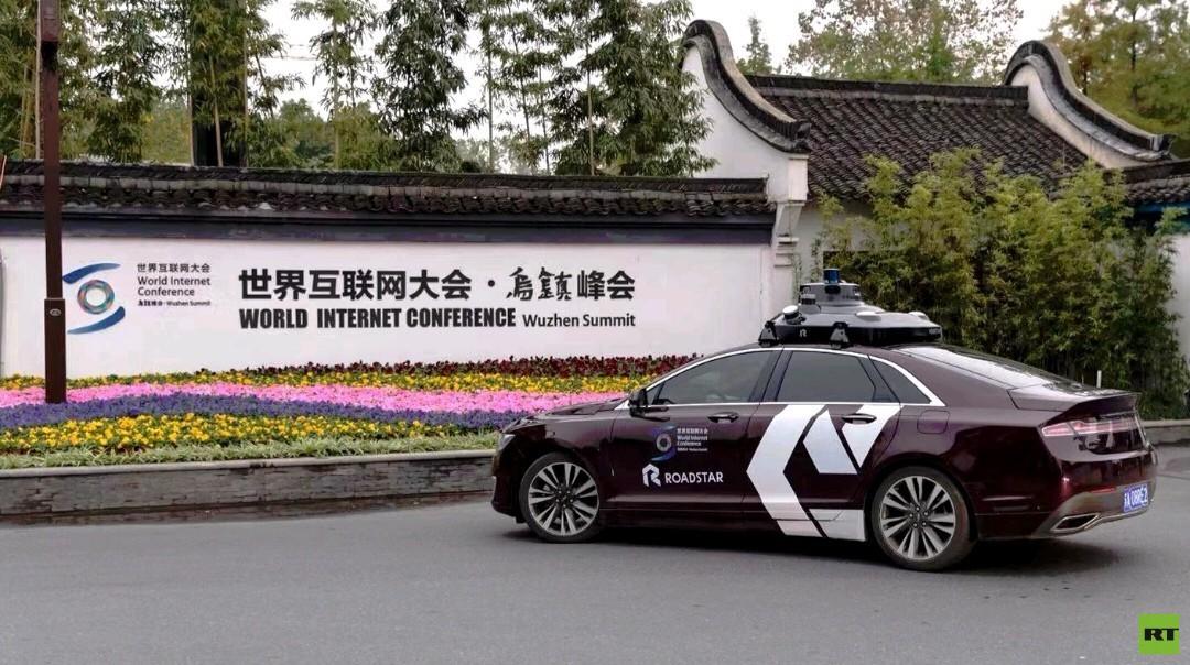 السيارات ذاتية القيادة تغزو شوارع الصين!