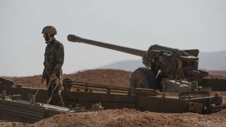 عناصر للجيش السوري