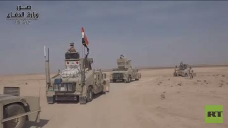 تواصل التنسيق بين بغداد ودمشق ضد الإرهاب