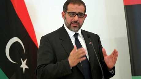 المرشح لرئاسة ليبيا، عارف علي النايض