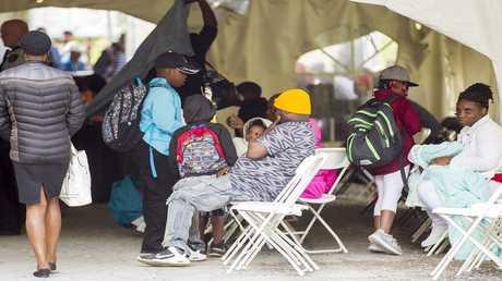 لاجئون في كندا