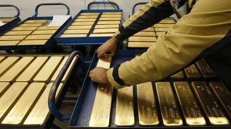 موسكو تثابر في تكديس الذهب