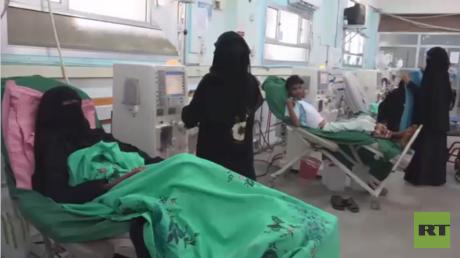 مأساة مرضى الكلى مضاعفة في ظل حرب اليمن