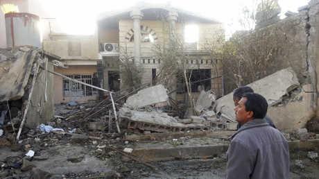 موقع انفجار في طوز خورماتو (أرشيف)