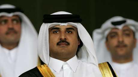 أرشيف - الأمير تميم بن حمد آل ثاني