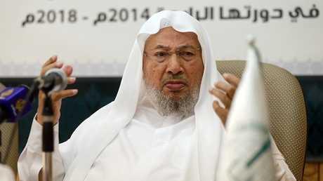 الشيخ يوسف القرضاوي - أرشيف -