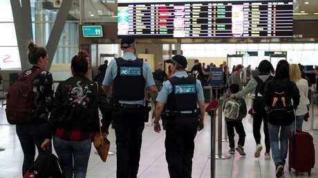 السلطات الأمنية في أستراليا - أرشيف -