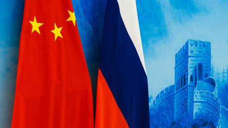 علما روسيا والصين