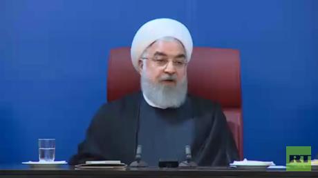 روحاني: سنواصل بيع النفط مهما كلف الأمر