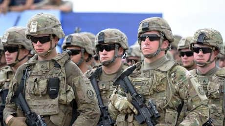 جنود أمريكيون، أرشيف