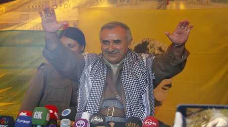 القيادي في حزب العمال الكردستاني مراد قرايلان