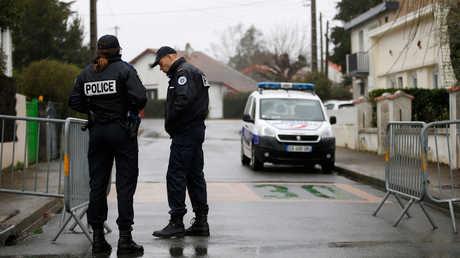 قوات الأمن الفرنسي