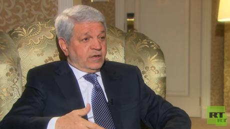 وزير الداخلية العراقي الأسبق باقر جبر الزبيدي