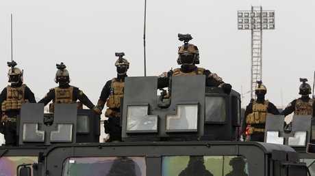 عناصر من القوات العراقية - أرشيف -