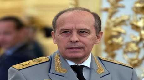 مدير جهاز الأمن الفيدرالي الروسي(FSB)، ألكسندر بورتنيكوف