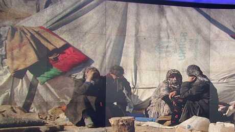مسؤول أممي: هناك إرهابيون بمخيم الركبان