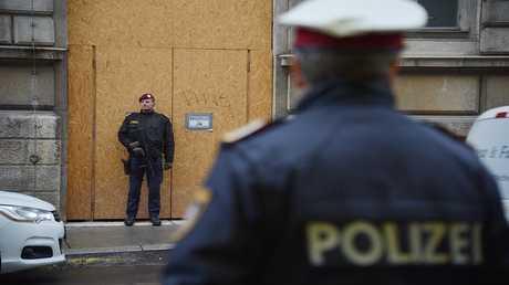 الشرطة النمساوية - ارشيف