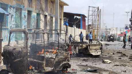 تفجير انتحاري في الصومال