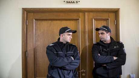 الشرطة البلغارية (صورة من الأرشيف)