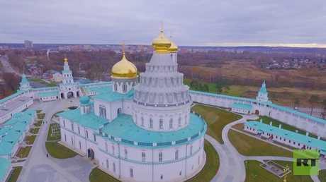 روسيا تنقل القدس وكنيسة القيامة إلى ضواحي موسكو