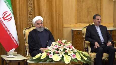روحاني: العقوبات فشلت بوقف تصدير النفط