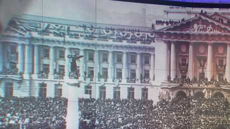 مئة عام على انتهاء الحرب العالمية الأولى